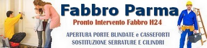 Fabbro Parma da 59 €